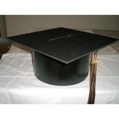 DIY graduation card box http://decoratingforevents.com/handeemandee/graduation-party-ideas-crafts-for-graduation/