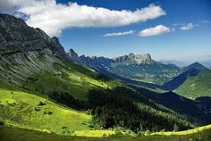Vercors, Rhône-Alpes, France