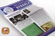 Saindo do forno - Informativo STESSLA -Sindicato dos Trabalhadores em Estabelecimentos de Serviços de Saúde de Lages #arconel #STESSLA #UGT #Saúde #sindicalismo