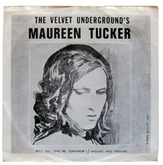 Happy Birthday, Maureen Tucker