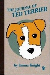 Champ: the Dog that Blogs: Champ Interviews Pawthor Ted Terrier