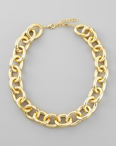 Av Max | Chain-Link Necklace ($64.00) #Coveted #ChainLinkNecklace #AvMax