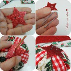 Bolas de Navidad caseras • Celebra con Ana Christmas Ornament Crafts, Christmas Deco, Xmas Tree, Decoration, Glitter, Wreaths, Homemade, Crafty, Holiday Decor
