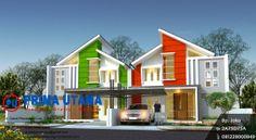 Desain Rumah Minimalis Modern di Manado