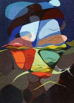Michael Crompton Tapestry Weaver