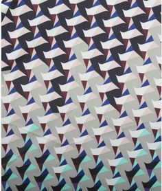 Grey Paradox fabric for Marc Jacobs
