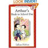 Authur's Back to School Day  2nd DRA Level 24