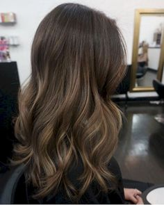36 Hot Brunette Balayage Hairstyle Ideas