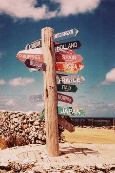 Where to next? Wanderlust