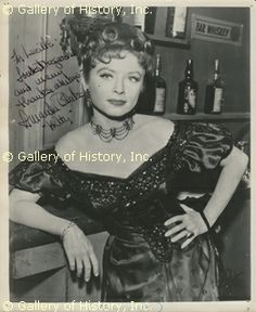 Miss Kitty - I loved the clothes. She was tough and smart - and had red hair!