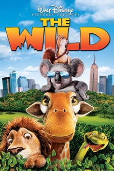 Rent The Wild starring Kiefer Sutherland and James Belushi on DVD and Blu-ray. Get unlimited DVD Movies & TV Shows delivered to your door with no late fees, ever. Disney Dvd, Walt Disney Movies, Film Disney, Disney Ships, Kiefer Sutherland, William Shatner, Walt Disney Pictures, Disney Channel, Movies To Watch