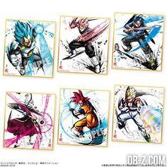 La Shikishi Art BOX 2 révèle La transformation de Goku Black
