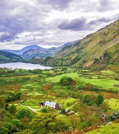 Parc National Snowdonia au Pays de Galles