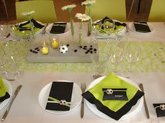 Lime, Table Decorations, Restaurants, Cards, Party Ideas, Confirmation, Decorating Ideas, Birthday, Creative