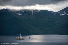 26 Politicians Who, Unlike Obama, Got It Right on Arctic Drilling http://www.greenpeace.org/usa/26-politicians-who-unlike-obama-got-it-right-on-arctic-drilling/
