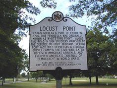 Locust Point, Baltimore City