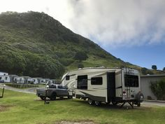 Mount Maunganui, Our home on Wheels