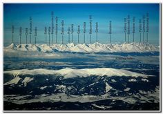 The High Tatras and the Low Tatras High Tatras, Planet Earth, Wonderful Places, Planets, Mountains, Travel, Carnavals, Viajes, Destinations