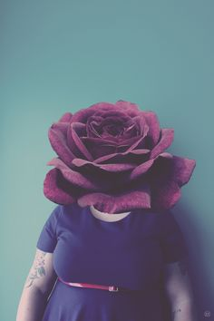 Purple Rose by Raven Haylin on 500px