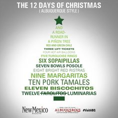 12 days of Albuquerque :)