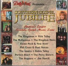 Southern Gospel Jubilee by Various Artists (CD, Dec-2002, Crossroads (Music Box  #Christian