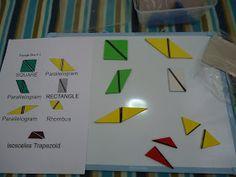 teacher weena: Constructive Triangles Foam Crafts, Craft Foam, Preschool, Printables, Teacher, Doha, Templates, Hands, Models