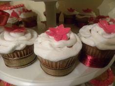 cupcakes for Chritsmas