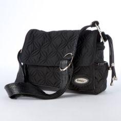 Donna Sharp Pauline Quilted Messenger Bag