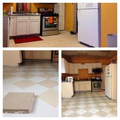 Paint plywood floor