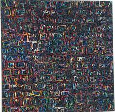 Student mosaic art from The Mosaic School of Friuli – often called Spilimbergo