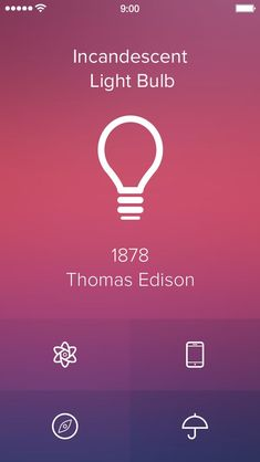 Invention of the Day [iOS7 Edition] by Alexander Zaytsev. If you like UX, design, or design thinking, check out theuxblog.com