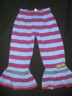 Matilda Jane Royal Ruffles Pants Character Counts Girls Size 4 Matilda Jane