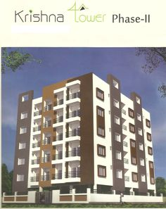 After the successful completion of Krishna Tower Phase-I, We are coming with another unique Residential avenue KRISHNA TOWER PHASE - II. Situated at Airport Road, Suddhipur, Shivpur this residential apartment offers a perfect blend of 2 BHK and 3 BHK flats for its customers.