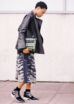 The+Real+Girl's+Guide+To+Dressing+Like+A+Fashion+Editor+via+@WhoWhatWear