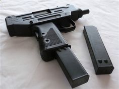 Micro Uzi Pistol - Adventure Time Find our speedloader now!  http://www.amazon.com/shops/raeind