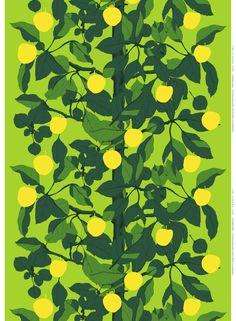 Marimekko Onnen Omenapuu