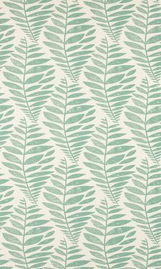 Leaf pattern| geometric fronds (Journal of a Nobody)