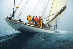 J-Class yacht, Velsheda