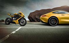 Mercedes-AMG x MV Agusta