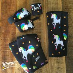 436c4e6c6e Everything Unicorns - wrist wraps, knee sleeves and calf sleeves. Rope  Climb Crossfit,