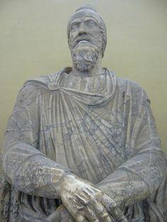 Statue of a Dacian, Vatican Museums