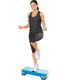 Buy Davina Aerobic Step at Argos.co.uk - Your Online Shop for Steppers.