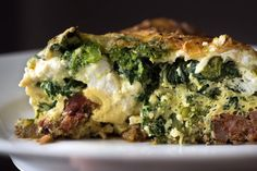 A Baked Frittata to Feed Out-of-Town Guests - NYTimes.com