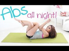 Abs All Night Challenge to Up All Night by One Direction-- I like this one better than the Wings just because that one move was easier to get into but OH I HURT! Try it. Let me know how it went! Are you dying with me?