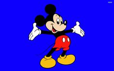 HDQ Images mickey mouse backround, Greenlee Longman 2016-02-08