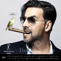 Akshay Kumar - Dabboo Ratnani 2013 Calendar - The Complete Celebrity Calendar