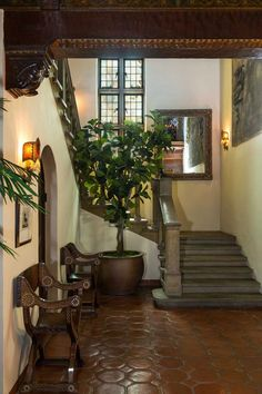 Spanish Interior Decor Different Patterns Architecture and
