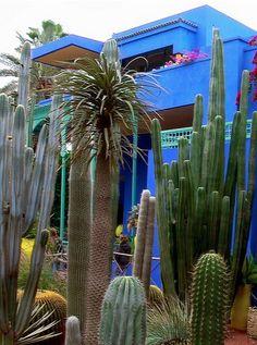 Casa azul de Frida en Coyoacán - México