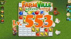 Farmville Harvest Swap - Level 553 - Chapter 30 Kraken Attackin (1080p/6...