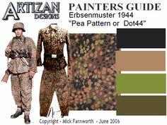 ww2 german vehicle camouflage patterns - Google Search
